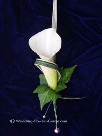 How To Have Wonderful Wedding Boutonnieres / Buttonholes