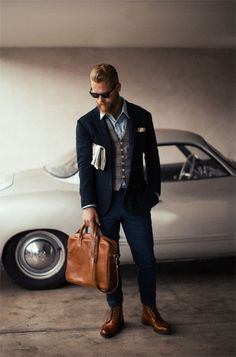 Garage heritage via fashion4men