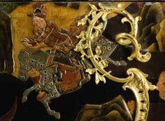 Beauty of the Coromandel lacquer, detail from a commode in the Louvre museum. Louvre Paris, Objet D'art, Atc, 18th Century, Art Decor, Design Inspiration, House Design, France, Interiors