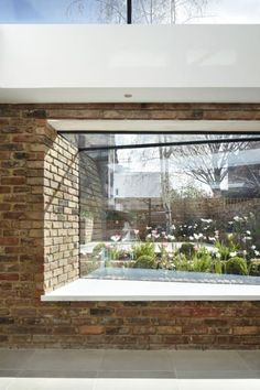 Cecilia Road Basement Home Garage Extension, Extension Ideas, Open Kitchen And Living Room, Butterfly Roof, House Extensions, Design Studio, Home Pictures, New Builds, Contemporary Architecture