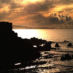 Lucky to live here. Bude Cornwall, St Ives Cornwall, Cornwall England, Doomsday Book, British Beaches, Beautiful Places, Beautiful Pictures, Seaside Village, Dartmoor