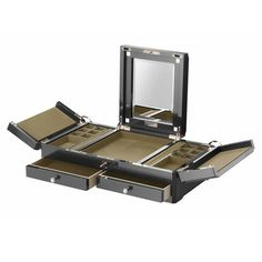 """Ok - one for the 'I wish"""" list - Linley - Lalique Black Jewellery Box"""