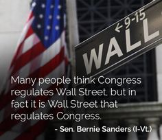 """""""Many people think…"""" – Bernie Sanders - More at: http://quotespictures.net/20156/many-people-think-bernie-sanders"""
