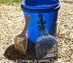 Keeping a Clean Coop for Healthy Chickens (good tips here and in the reader comments section)
