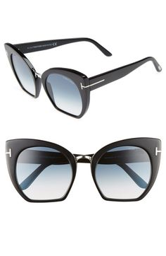 ad605dcdfc Main Image - Tom Ford Samantha 55mm Sunglasses Tom Ford Sunglasses