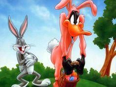 Looney Tunes Bugs Bunny, Easter Bunny, Happy Easter, Daffy Duck Cartoons, Looney Tunes Cartoons, Cartoon Shows, Cartoon Pics, Cartoon Characters, Looney Tunes Wallpaper