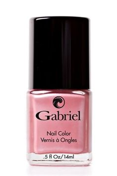 Fresh Water Pearl Nail Polish 05 oz Brand Gabriel Cosmetics >>> You can find out more details at the link of the image.