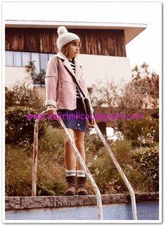 Mango 4-14 Yaş Kız Çocuk Giyim Modelleri