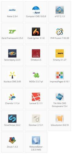 Aplicaciones servidor de prueba Com in-Genio 2 Serendipity, Coding, Programming