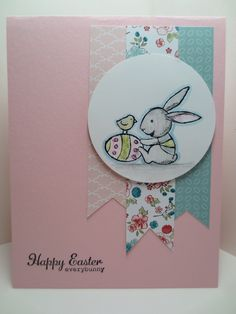 Goin Over The Edge: Wishes for Everybunny to have a wonderful Easter