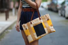 Adorable DIY bag!!