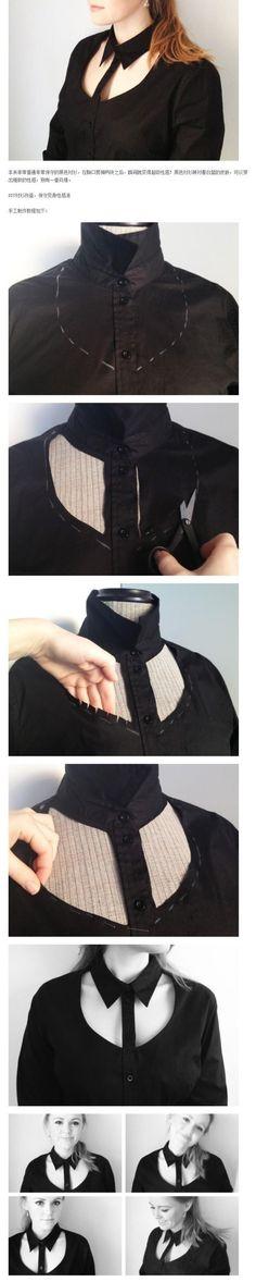 DIY Creative clothes