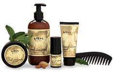 WEN®'s formula takes the place of shampoo, conditioner, detangler & leave in conditioner. Join the hair care revolution with WEN®. Cleansing Conditioner, Hair Conditioner, Wen Hair Care, Mint Hair, Almond Nails, Hair And Nails, Health And Beauty, Your Hair, Beauty