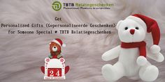Gepersonaliseerde Geschenken - Personalized Christmas Gifts For special one.