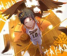 Takao Kazunari - Kuroko no Basuke - Image - Zerochan Anime Image Board Kuroko No Basket, Haikyuu, Takao Kazunari, Midorima Shintarou, Kiseki No Sedai, Kuroko Tetsuya, Kuroko's Basketball, Hot Anime Guys, Noragami
