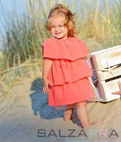 "#Baby #Dress – ""Pink Cloud"""