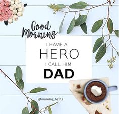 show how much you love your dad, Love You Dad, You Are The Father, Dad Dad, Dads, Morning Texts, Be Yourself Quotes, Place Cards, Place Card Holders, Fathers