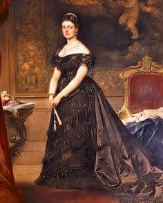 Rainha Marie-Henriette da Bélgica (1836-1902) - O Fórum Real