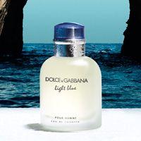 Dolce & Gabbana Light Blue pour Homme Perfume for Men