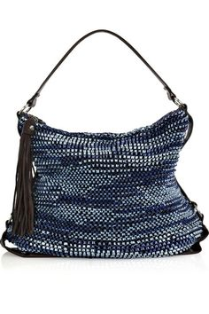 woven leather bags - Google Search