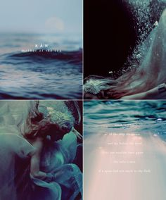 In Norse mythology, Rán is a goddess associated with the sea. According to Snorri Sturluson's Prose Edda book Skáldskaparmál, in his retelling of the Poetic Edda poem Lokasenna, she is married to Ægir and they have nine daughters together.