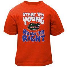 Florida gators mascot and cheerleading team 1970s for Florida gators the swamp shirt