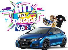 #voxfm #radio #samochod #honda #civic #nagroda #nagrody #konkurs #konkursy #e-konkursy http://www.e-konkursy.info/konkurs/konkurs-hit-na-droge.html