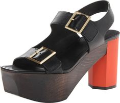 Calvin Klein Collection Women's Ellen Dress Sandal *** Be sure to check out this awesome product.