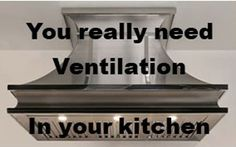 Of course you need a Vent Hood in your Kitchen. Kitchen Ventilation, Ventilation System, Baths Interior, Vent Hood, Kitchens, Designers, House Design, Interior Design, Nest Design