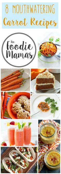 Turmeric Carrot Fritters (V + GF) #FoodieMamas