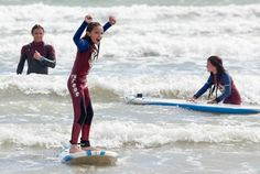 Established in Son Surf Schools have been sharing the joy of surfing with thousands of stoked waveriders. Schools, Children, Kids, Westerns, Cape, Surfing, Activities, Outdoor Decor, Young Children