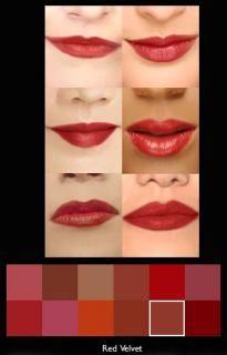 Bésame Classic Red Lipstick -Vintage Hollywood Glamour #makeup