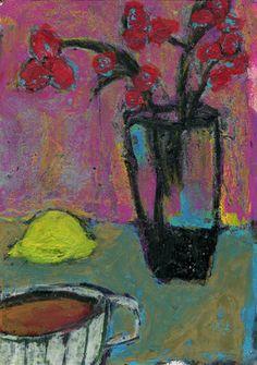 Gacke Karolina | Kompatscher Brixen | Galerie Hofburg - Kunst Südtirol Painting, Nativity Sets, Sculptures, Idea Paint, Flowers, Kunst, Pictures, Painting Art, Paintings
