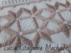 Lúcia Kitayama Machado Bordados Feitos à mãos.
