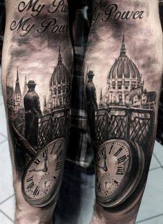 Realism Tattoo by Proki Tattoo - http://worldtattoosgallery.com/realism-tattoo-by-proki-tattoo-5/