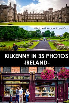 The small Irish city of Kilkenny, was once the medieval capital of Ireland and dates back to the 6th century when a monastic settlement was created by Saint Canice. Have a look at how it looks like by clicking on the following link:  http://www.lolaakinmade.com/europe/photos-of-kilkenny-ireland/