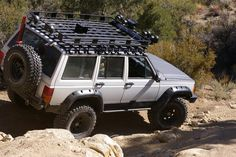 XJ roof racks - Expedition Portal