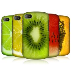 Got soft spots for these thirst-quenchers? Then, why don't you give your phone a fruity, delectable makeover with these mouth-watering cases brought to you by Head Case Designs instead?  #fruits #sweets #headcase #BlackBerryQ10