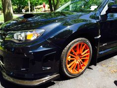 5-1-15 - Today's Fan Photo Friday is from Jose Salguero. Orange you glad it's Friday? #SubieFPF