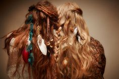 feathers in our hair #festival