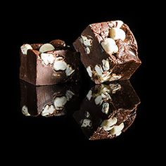 Chocolate Fudge with Nutella — marshmallows add oomph to this easy microwave fudge.
