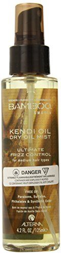 ALTERNA BAMBOO Smooth Kendi Oil Dry Oil Mist, 4.2 fl oz Alterna http://www.amazon.com/dp/B0045WDQFA/ref=cm_sw_r_pi_dp_VcoCvb144K7AT