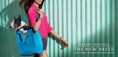 Harvey Nichols - The New Breed Advertising Campaign