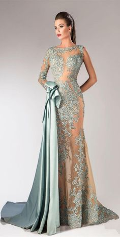 Can someone tell me if this is the Zuhair Murad 2016 collection? Really love it.