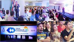 1º dia do II Fórum Regional de Administração