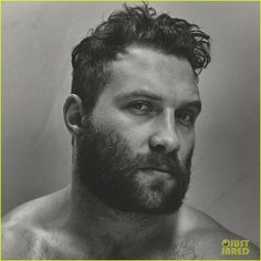Jai Courtney Goes Shirtless For 'Interview' Magazine - See The Pics Here!