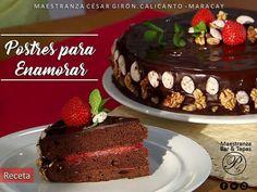 Para un San Valentín dulce y delicioso @postresgourmet_vzla .  Enamora más a tu pareja este Día de los Enamorados con un postre delicioso. Te compartimos la receta en nuestro #FanPage sigue el link en nuestra Bio y deleitalo(a) con esta Torta de #Chocolate con Fresas en Almíbar y Frutos Secos.  Síguelos  @postresgourmet_vzla @postresgourmet_vzla @postresgourmet_vzla.  #publicidad @publiciudadmcy.  #restaurante #maestranzabarytapas #postresgourmetvzla #chef #juancarlosacosta #receta #postres…