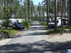 Sälli Camping,  Jurva.