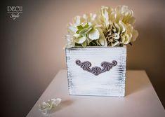 Wood&Crafts - kreatywne malowanie: Skrzynka na kwiaty...