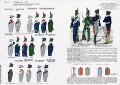 Prussian Reserve Infantry 1813-1815